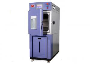 Quality Laboratory Stability Environmental Test Chamber With TFT Screen Stainless Steel Body for sale