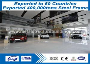 China H Beam Formed Building Steel Frame Metal Frame Construction AWS Welding on sale