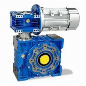 China Double-Stages Worm Gearboxes on sale