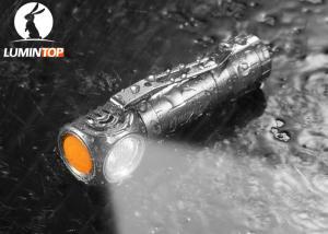China MIni Lumintop Hlaaa Flashlight , LED Headlight Flashlight With Magnetic Tail Cap on sale