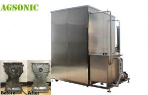 China Cleaning Turbocharger And Diesel Engine Parts 360 Litres Ultrasonic Cleaning Machine on sale
