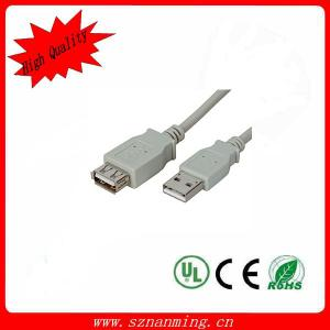 China Hot Sale 480Mbps USB Extension Cable on sale