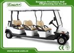 Elegant 6 Person Electric Golf Buggy