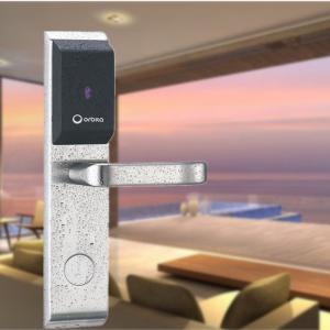 China RFID time recording waterproof intelligent door lock system on sale