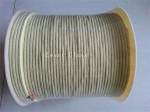 China Kevlar Ropes for Tamglass Tempering Furnace Aramid fiber rope on northglass furnace supplier