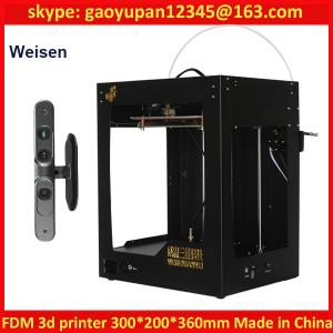 China High Speed ABS PLA large 3d printing machine on sale