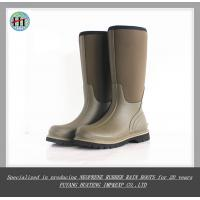 2015 Mens Gum Boots,Safety Boots With Hard Rubber Toe,Working Boots,Rubber Rain Boots