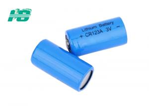 China Manganese Dioxide Disposable Lithium Batteries 3V 1500mAh ISO9001 Approved on sale