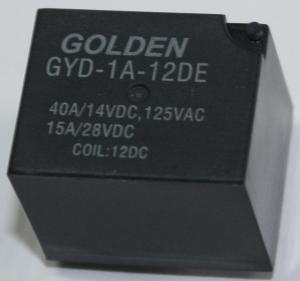 China GYD SARB HFKP 40A High Power Relay Electrical Relays for Cars or Toies on sale