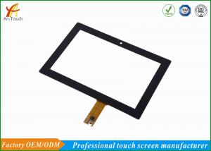 China 10.1 Inch Projected Capacitive Touch Panel , Multi Touch Screen Panel Anti Collision on sale