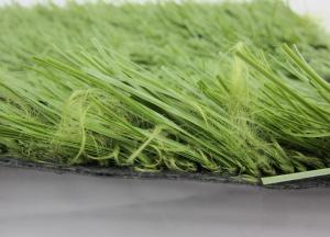 China Professional 50mm Football Artificial Grass For Soccer Court With Thiolon Yarns on sale