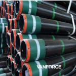 API seamless OCTG N80Q oil well casing pipe for sour service