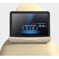 10.1 inch Headrest For Audi A4L/A6L/Q5/Q7,Android 4.1+WiFi+3G Function