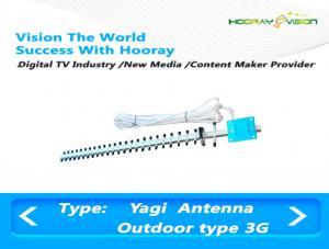 China Telecommunication Digital TV Antenna Waterproof Outdoor Directional Yagi Antenna on sale