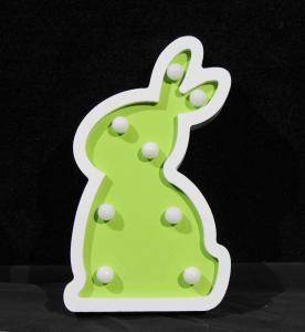 China sale promotional animal shaped lamp LED baby room decoration night light on sale