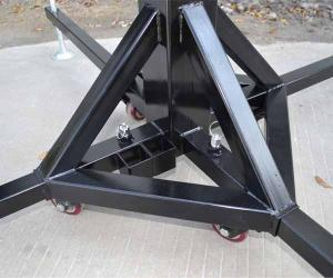 China Tourgo Heavy Duty Crank Stand, Lighting Stand, Lifter Tower on sale