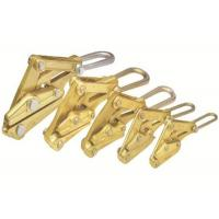 Aluminum Alloy Self Gripping Come Along Clamps Conductor Cable Grip
