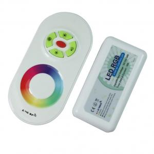 China 2.4G RGB LED Touching Remote Controller on sale