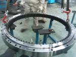 New Holland excavator slewing ring bearing swing bearing circle