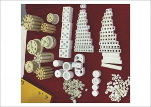 China Aluminum Ceramic Parts Heater Accessories For Ceramic Heater Band Manufacturing on sale