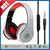 3.5mm Foldable Noise Cancelling Headphone or Earphone Headset for Dj Mp3