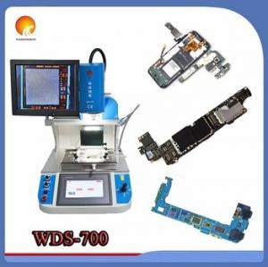 China Auto cell phone repairing machine bga chip repair tools WDS-700 used bga rework station with USB support on sale