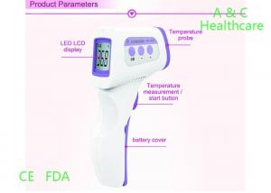 China Medical Infrared Forehead Thermometer Digital Baby Temperature Gun on sale