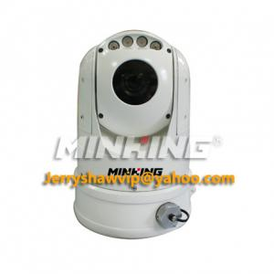 China MG-TC18M30D8-NH IR Network Vehicle PTZ Camera Military/Police PTZ 30X 1080P 2MP ONVIF on sale