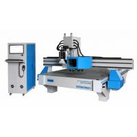 China Highlight Acrylic CNC Router Cutting Machine Auto Tool Changer Moving Gantry on sale