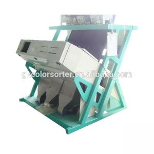 China breakfast cereal machine and quinoa processing machine/oat color selector on sale