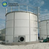 China Customized Bolted steel fire protection water tanks for fire sprinkler systems on sale