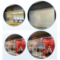 Switchcable smart film screen, laminated smart glass screen, tempered laminated smart glass