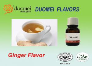 China Fresh Spicy Ginger Juice Confectionery Flavours Colorless To Light Yellow on sale