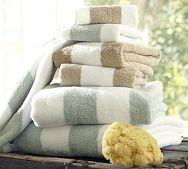 China 100%Cotton Yarn Dyed Small Bath Towels on sale