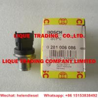 China Genuine and New BOSCH Fuel Pressure Sensor 0281006086 , 0 281 006 086 , ME229553, original and 100% new, fit on sale