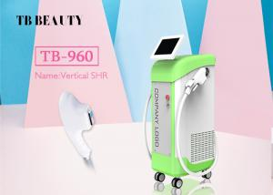 Quality 3000W Three System IPL SHR Hair Removal Machine For Skin Rejuvenation for sale