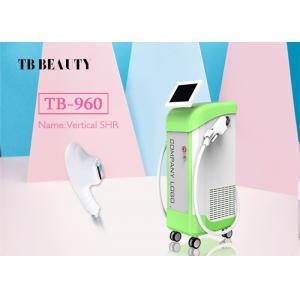 Quality 3000W Three System IPL SHR Hair Removal Machine For Skin Rejuvenation for sale