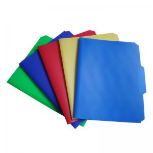 China various customized poly file folder on sale