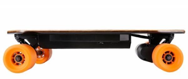 1200w 8 8ah 24v Diy Electric Skateboard With Wireless Led Remote