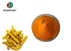 China Fine Organic Curcumin Extract Lowering Blood Fat Improve Memory on sale