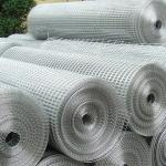 PVC Coated Low Carbon Steel Wire Electro Welded Wire Mesh
