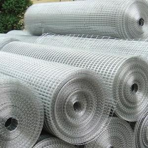China PVC Coated Low Carbon Steel Wire Electro Welded Wire Mesh supplier