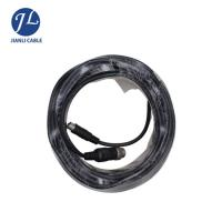 China Rear View Camera 4 Pin Aviation Waterproof Mini Din Cable For CCTV Monitor Camera Box on sale
