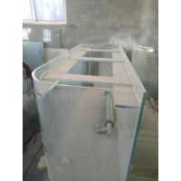 China GLASS SHOWER DOORS, GUIDE,BALUSTRADE, TEMPERED GLASS SHOW CASE, 15mm, 12mm, 19mm, 1830*2440 mm, SWIMMING POOL FENCES on sale