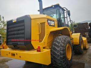 China Original CAT Brand 950GC Model Wheel Loader CAT Engine 3.5M3 Bucket Capacity on sale