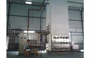 China Liquid Nitrogen Medical Oxygen Plant , Oxygen Gas Filling Plant 1000 m³ / hour on sale