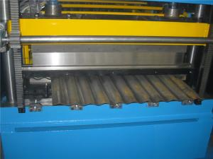 China 4.0mm Thickness Silo Steel Roll Forming Machine Gcr15 With Chrome Treatment on sale
