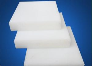 China Carbon Filled PTFE Plastic Sheet / Molded PTFE Sheet Heat Resistance on sale