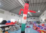 10ft Advertising Inflatable Wind Man For Festival Event