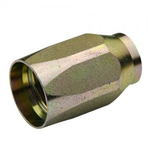 Quality Sae 100r2at Reusable Hose Fittings Ferrule Female 00208 OEM Service for sale